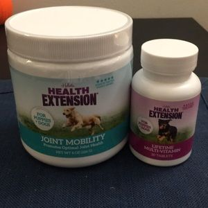 Other - Dog Health extension bundle